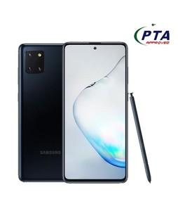 Samsung Galaxy Note 10 Lite 128GB 8GB Dual Sim Aura Black - Official Warranty