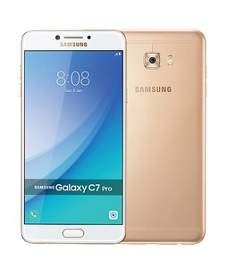 Samsung Galaxy C7 Pro 64GB Dual Sim Gold