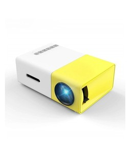 Cool Boy Mart LCD Mini Portable LED Projector