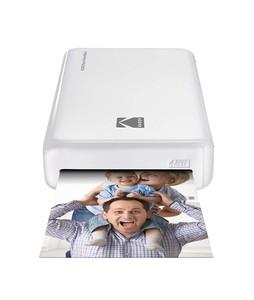 Kodak Mini 2 HD Wireless Mobile Instant Photo Printer White