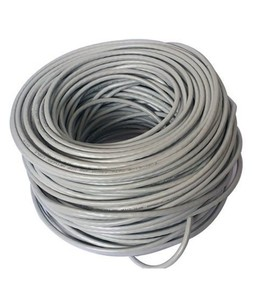 D-Link 23AWG Cat 6 UTP Cable Roll 1000ft (NCBC6UGRY305)