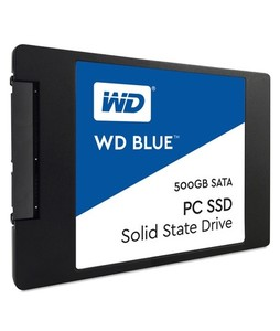 WD Blue 500GB SATA III Internal SSD (WDS500G1B0A)