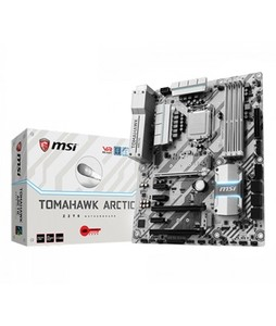 MSI Z270 Tomahawk Arctic 6th/7th Generation Gaming Motherboard