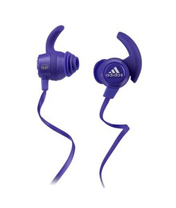 Monster Adidas Sport In-Ear Headphones Purple