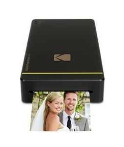 Kodak Mini Portable Mobile Instant Photo Printer Black