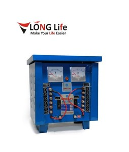 Long Life Transformers 15Amp Battery Charger