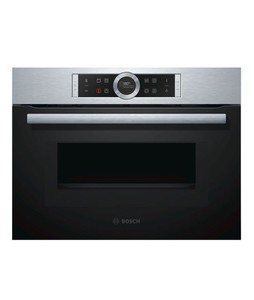 Bosch Serie 8 Built-in Microwave Oven (CMG633BS1M)