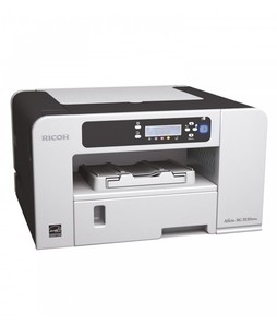 Ricoh Aficio SG 3110DN InkJet Color Printer