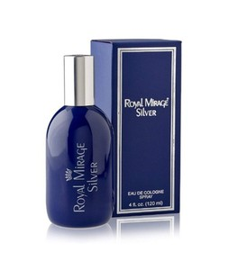 Shandarsale Royal Mirage Silver Perfume For Men 120ML