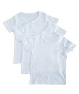 The Look Cotton Round Neck T-Shirt For Men Pack of 3