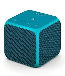 Sony Portable Bluetooth Speaker Blue (SRS-X11)