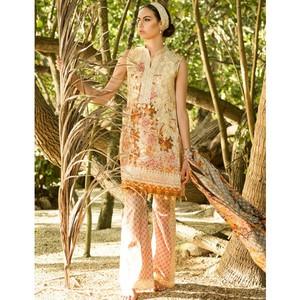 Maheen Taseer Luxury Womens Lawn 2018 (MT-8B)