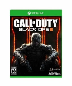 Call Of Duty: Black Ops III - Standard Edition Game For Xbox One