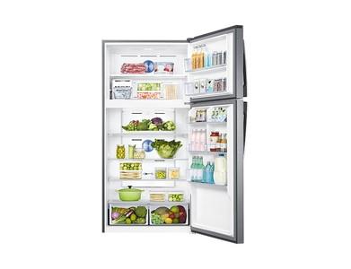 Samsung Freezer-on-Top Refrigerator 21 cu ft (RT58K7010SL)