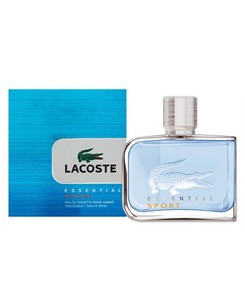 Lacoste Essential Sport EDT Perfume for Men 125ML