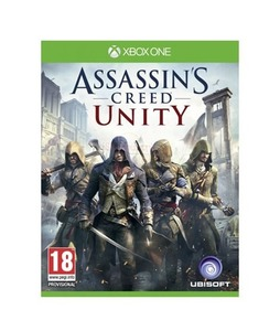 Assassins Creed Unity For Xbox One Game