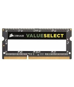 Corsair Value Select 8GB DDR3 DRAM (CMSO8GX3M1A1600C11)