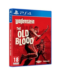 Wolfenstein The Old Blood For PS4 Game