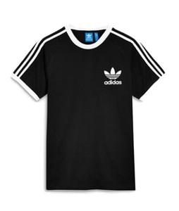 Next Adidas Originals California Mens T-Shirt Black (418-563)
