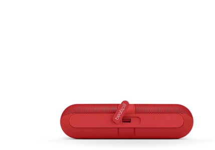 Beats Pill 2.0 Wireless Speaker Red
