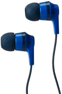 Skullcandy INKD Wireless In-Ear Headphones with Mic Royal/Navy (S2IKW-J569)