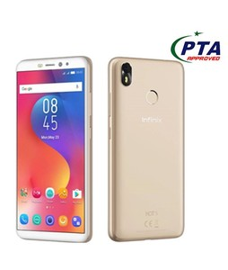 Infinix HOT S3 Plus 64GB Dual SIM Gold