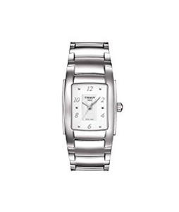 Tissot T10 Womens Watch Silver (T0733101101700)