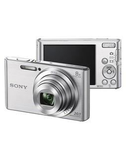 Sony Cyber-Shot Digital Camera Silver (DSC-W830) - Official Warranty