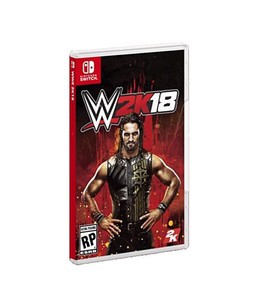 WWE 2K18 Game For Nintendo Switch
