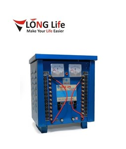 Long Life Transformers 15Amp Battery Charger 144VDC