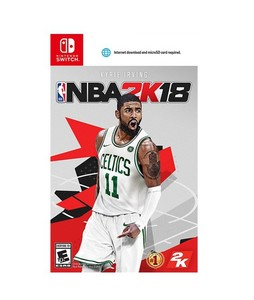 NBA 2K18 for Nintendo Switch Game