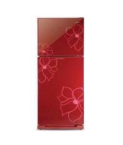 Orient Ruby 260 Freezer-on-Top Refrigerator 9 Cu Ft Petal Red (5535-2.5)
