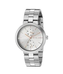 Michael Kors Garner Womens Watch Silver (MK6407)