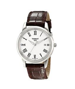 Tissot T-Classic Mens Watch Brown (T0334101601300)