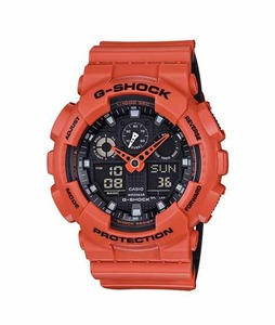 Casio G-Shock Mens Watch (GA100L-4A)