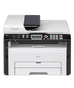 Ricoh SP 210SF LaserJet Printer