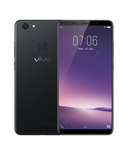 Vivo V7+ 64GB Dual Sim Matte Black