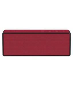 Sony Portable Bluetooth Wireless Speaker Red (SRS-X3)