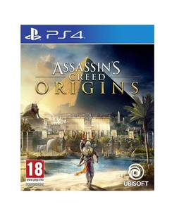 Assassins Creed Origins for PS4 Game
