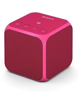 Sony Portable Bluetooth Speaker Pink (SRS-X11)
