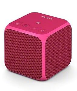 Sony Portable Bluetooth Speaker Pink (SRS-X11)