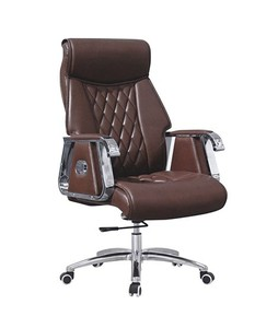 Multiwood Master CEO Office Chair Brown