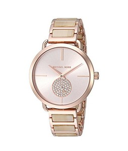 Michael Kors Portia Womens Watch Rose Gold (MK3678)