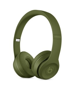 Beats Solo 3 Neighborhood Collection Wireless Headphones Turf Green