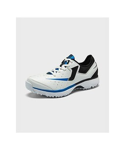 JAZBA Cricket Shoes for Mens For White And Blue