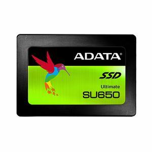 Adata SU650 3D-NAND 2.5 SATA III Solid State Drive  120GB