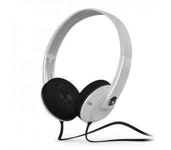 Skullcandy Uprock - White / Black / Black with Mic