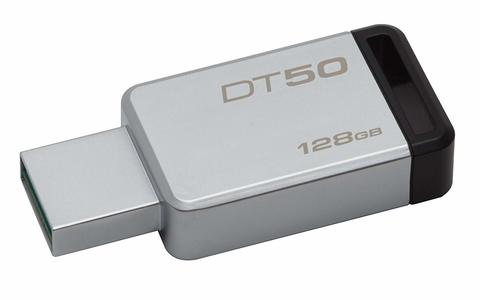Kingston DataTraveler 50 3.1 USB Drive  128GB