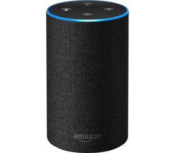 Amazon Echo (2nd Generation) - Charcoal Fabric