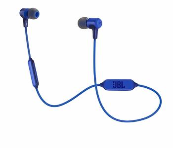 JBL E25BT Wireless Bluetooth In-ear Headphones  Blue
